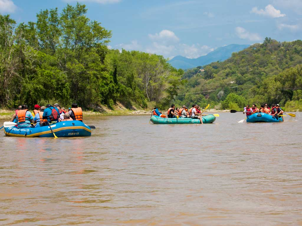 reviews Combo: rafting, snorkel y visita a Santa Cruz