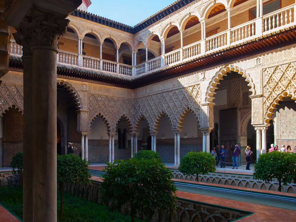 reviews Visita guiada Alcázar y Catedral de Sevilla