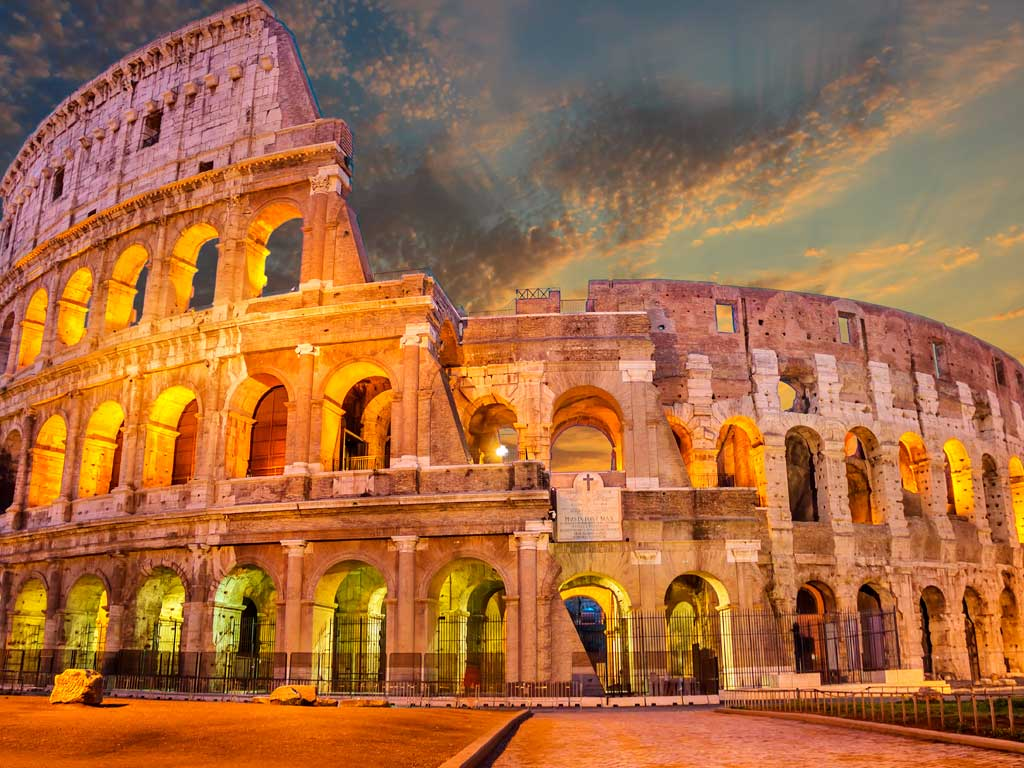 Tour Privado Coliseo y Roma Antigua