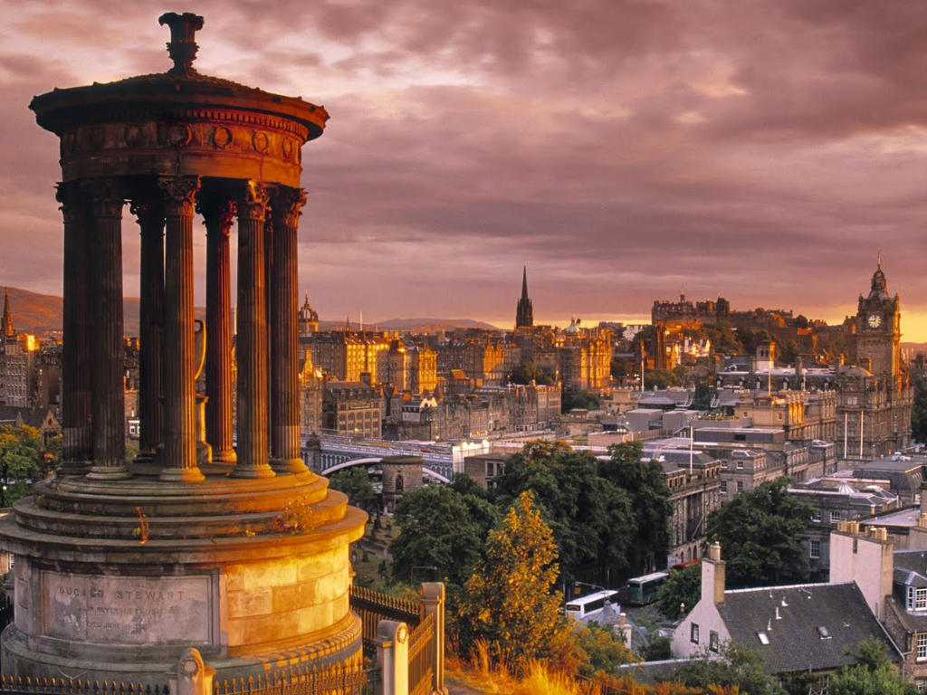 tours en Edimburgo