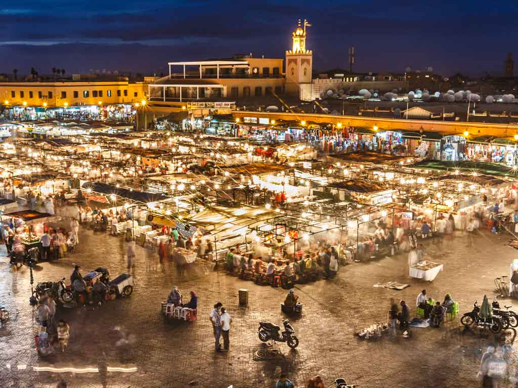 reviews Zocos y Medina de Marrakech