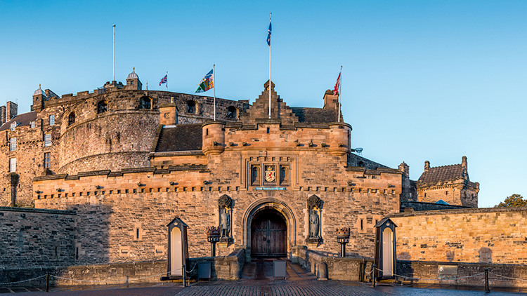 reviews Visita guiada al Castillo de Edimburgo en español