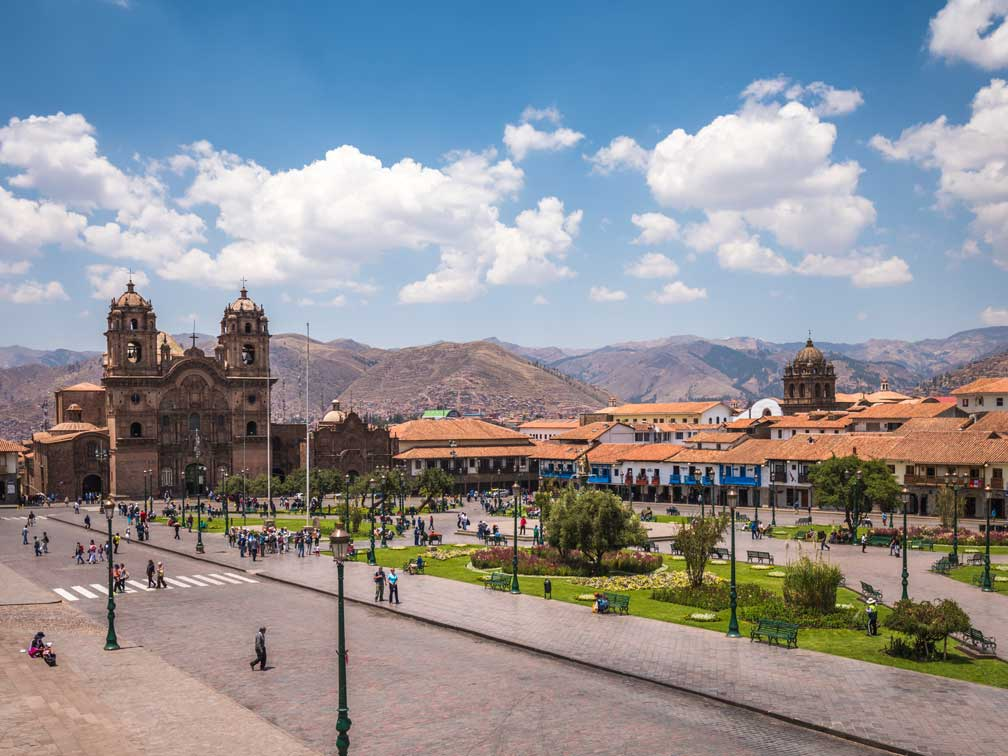 reviews City Tour Cusco, Sacsayhuaman, PucaPucara, Quenqo y Tambomachay