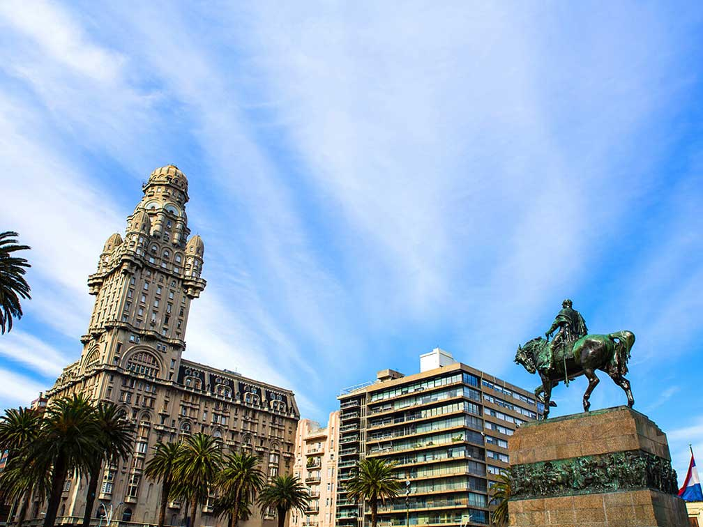 City Tour por Montevideo con Almuerzo
