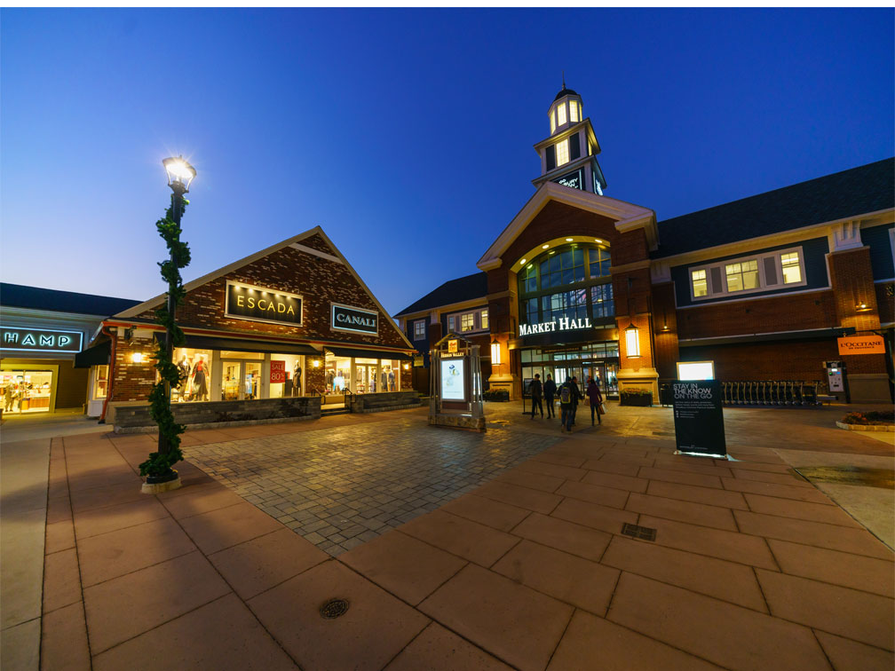 Tour al Woodbury Common Outlet