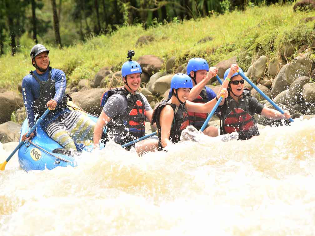 reviews Canyoning y Rafting en Río Balsa