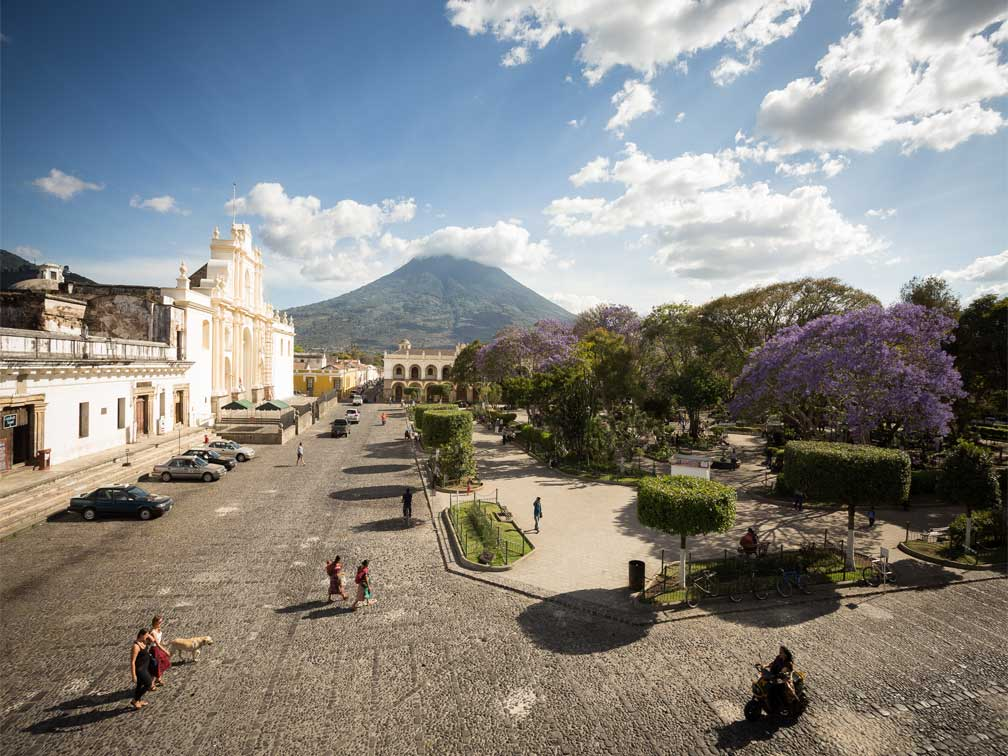 reviews Paseo a Antigua Guatemala y Aguas Termales