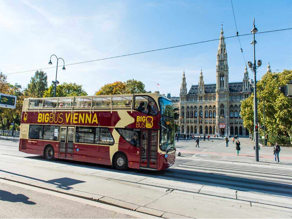 reviews Autobús turístico Viena