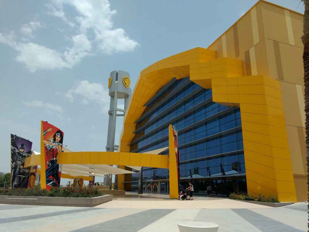 reviews Abu Dhabi: Acceso a Warner Bros World ¡Sin Filas!