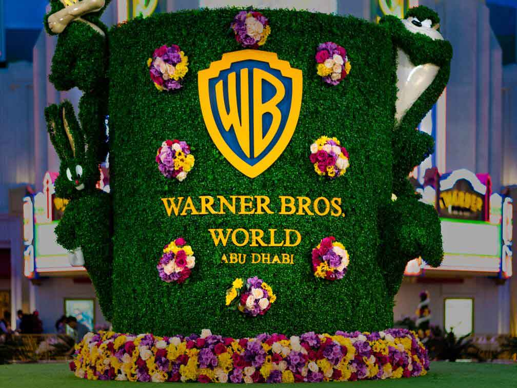 Abu Dhabi: Acceso a Warner Bros World ¡Sin Filas!