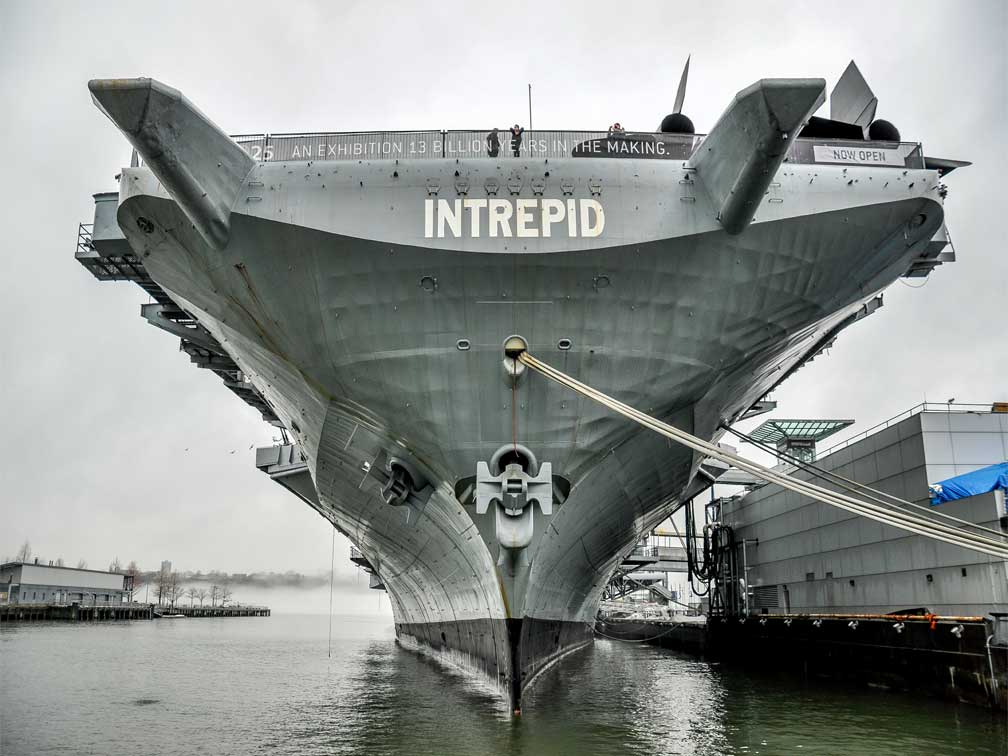 reviews Entrada al Museo Intrepid Sea, Air and Space en Nueva York