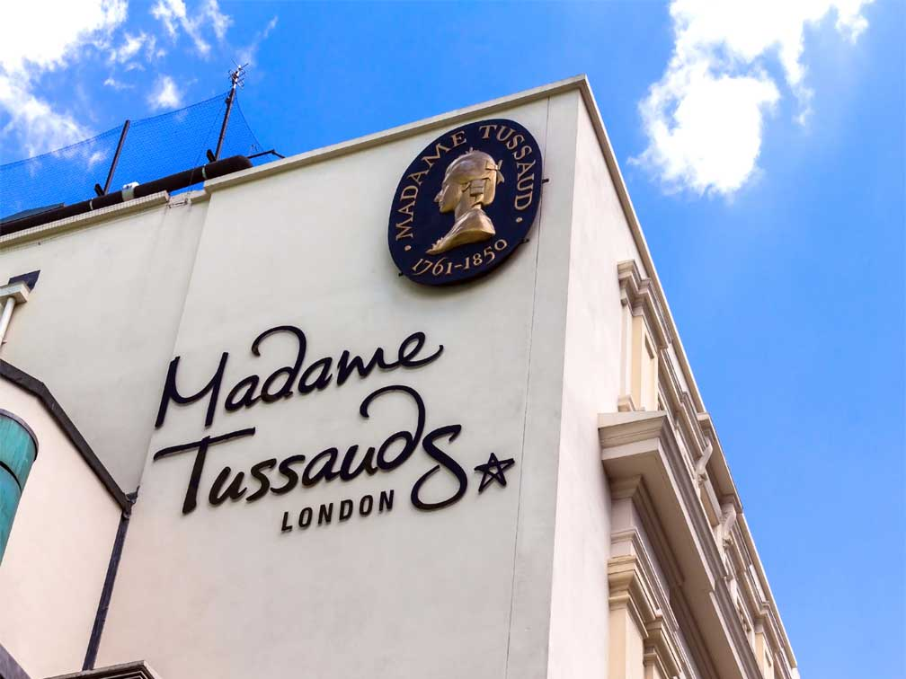 Londres: Madame Tussauds y Marvel 4D