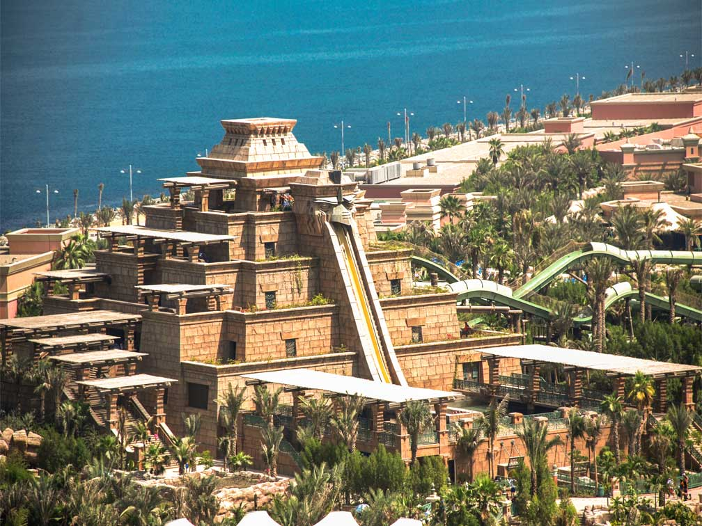 reviews Tickets parque acuático Atlantis Aquadventure Dubai