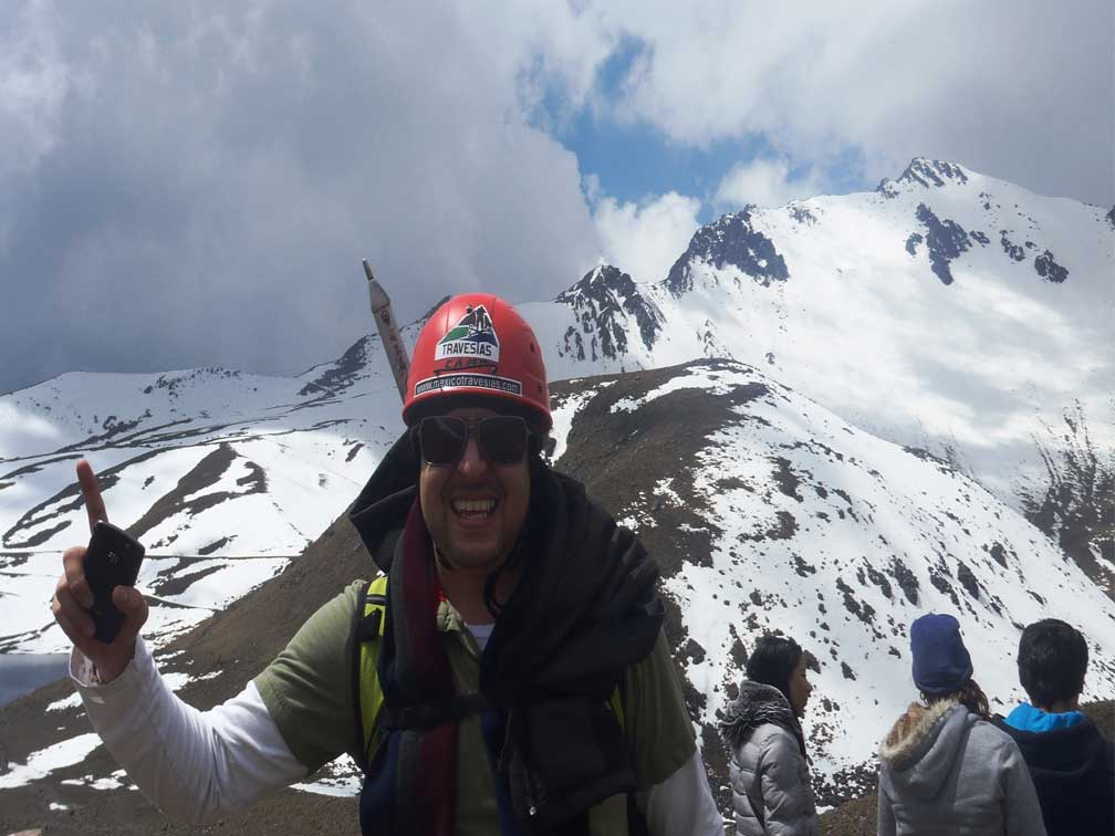 reviews Alpinismo Cima del Nevado de Toluca