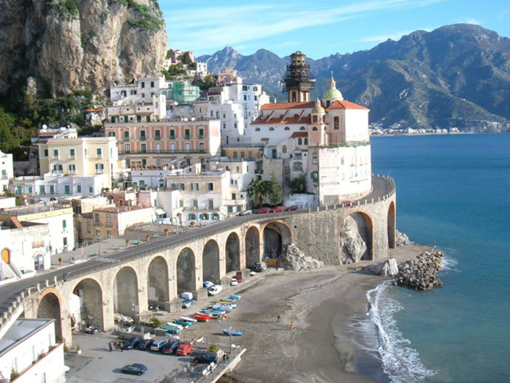 reviews Recorrido por Amalfi y Pompeya