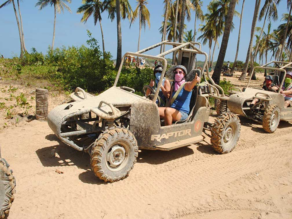 reviews Paseo en Buggie en Punta Cana