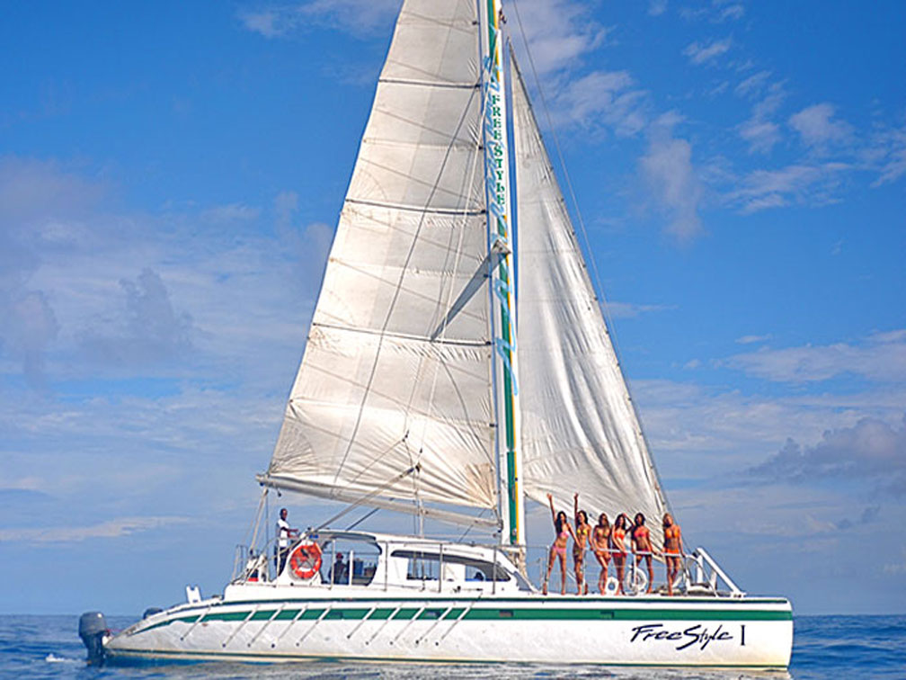 reviews Catamaran Tours Point