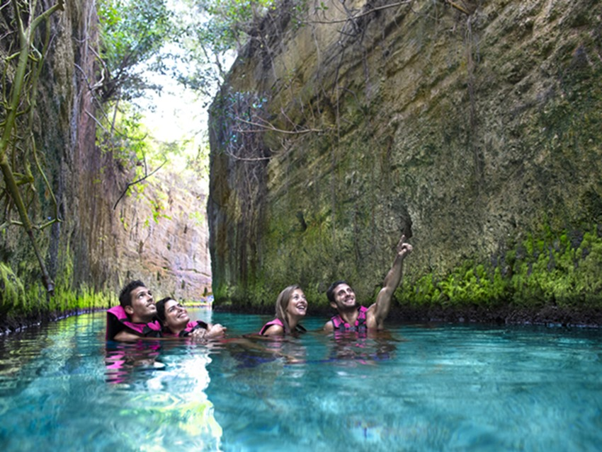 reviews Tour a Xcaret Plus desde Playa del Carmen
