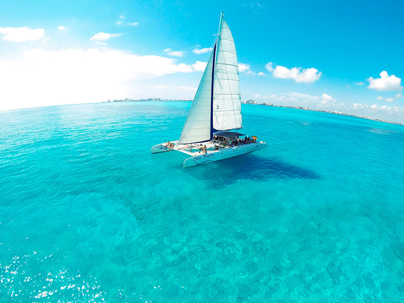 reviews Tour  Privado en Catamaran a Isla Mujeres