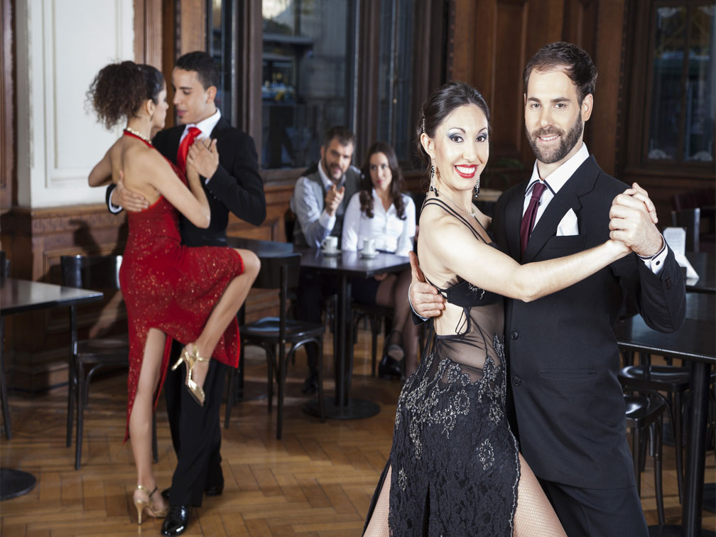 reviews Cena Show en Gala Tango