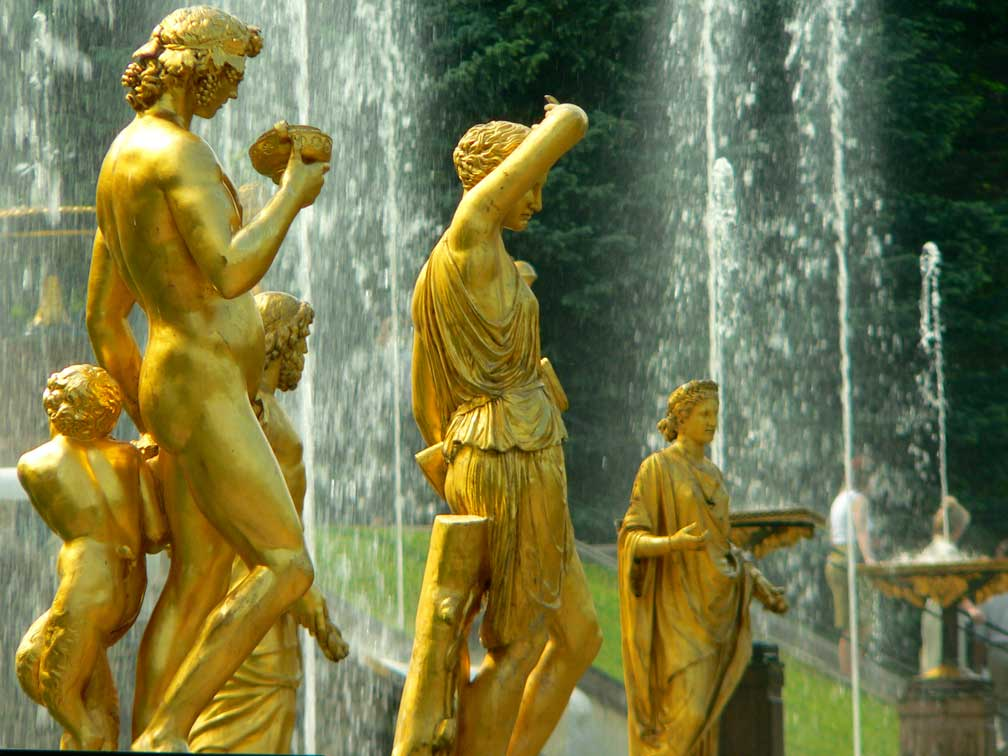 reviews Visita al palacio de Peterhof