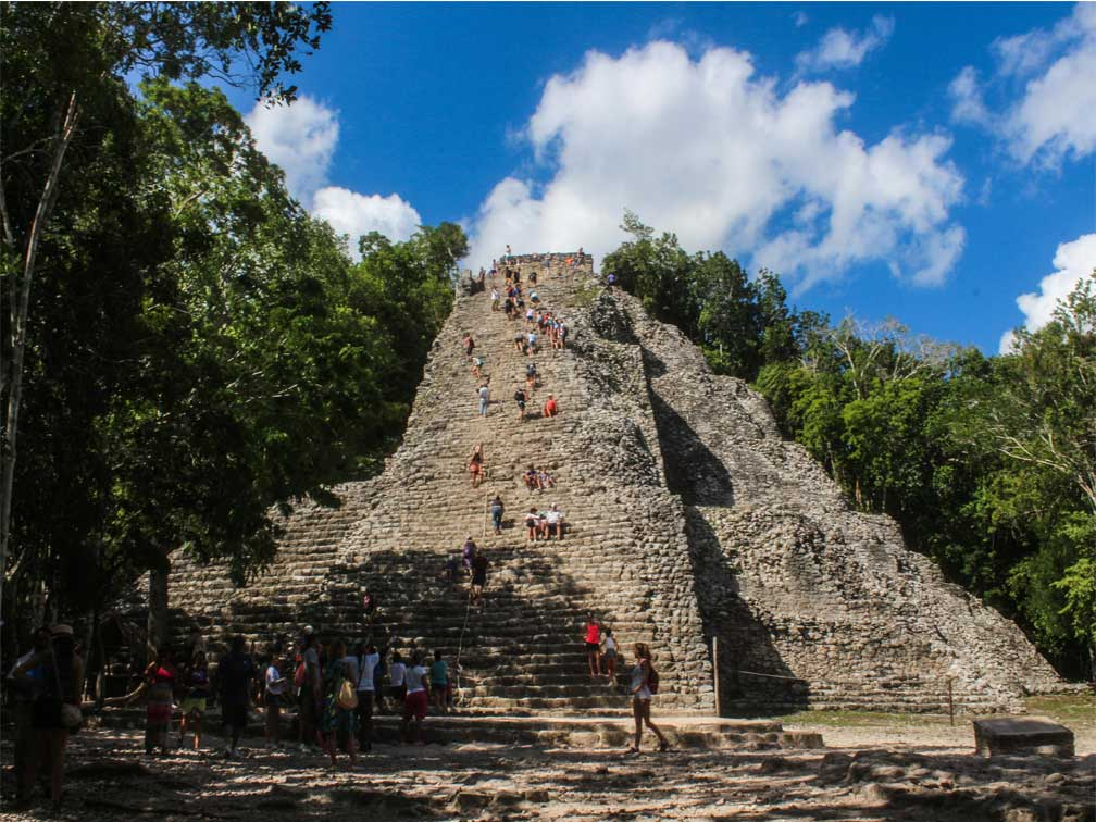 reviews Tulum, Coba, Cenote y Playa del Carmen en un Día