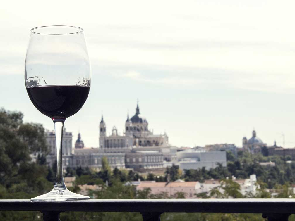 Tour de vino en Madrid