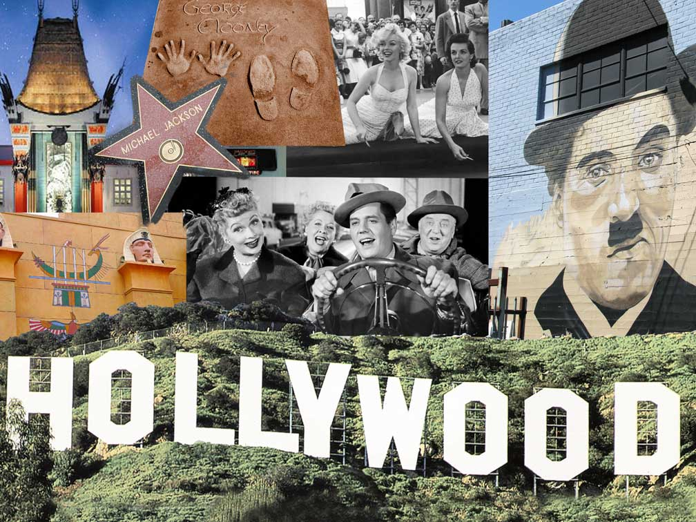 Tour por la gran ciudad de Hollywood