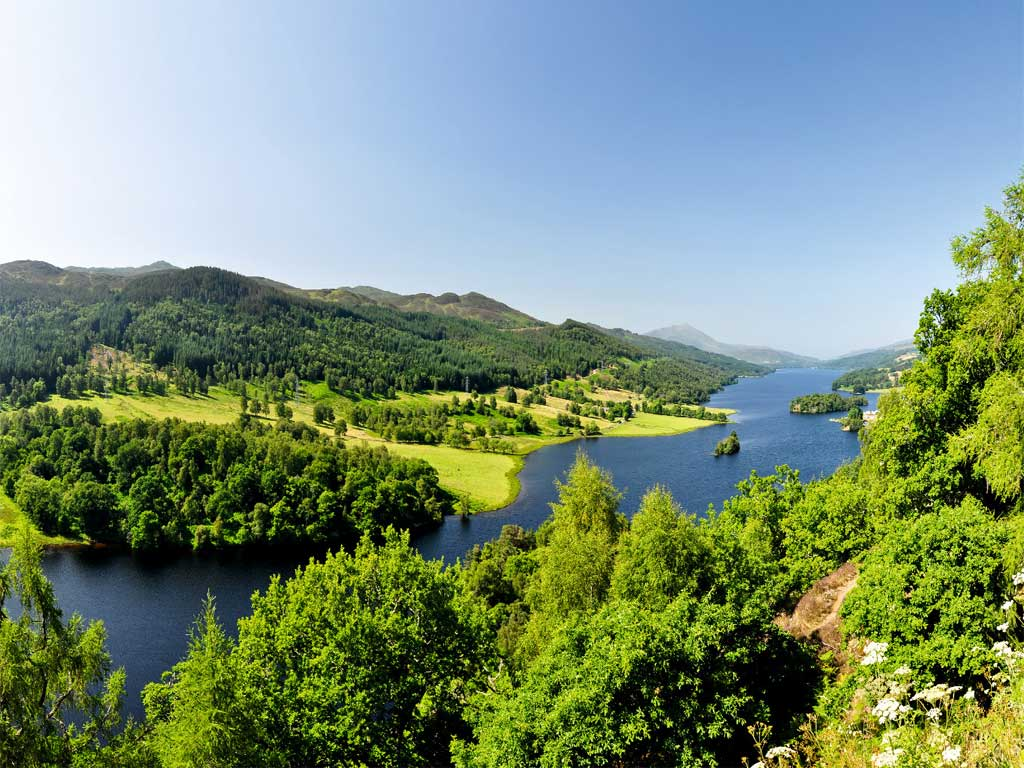 reviews Excursión Stirling, Castillo Doune, Lago Lubnaig y Kelpies