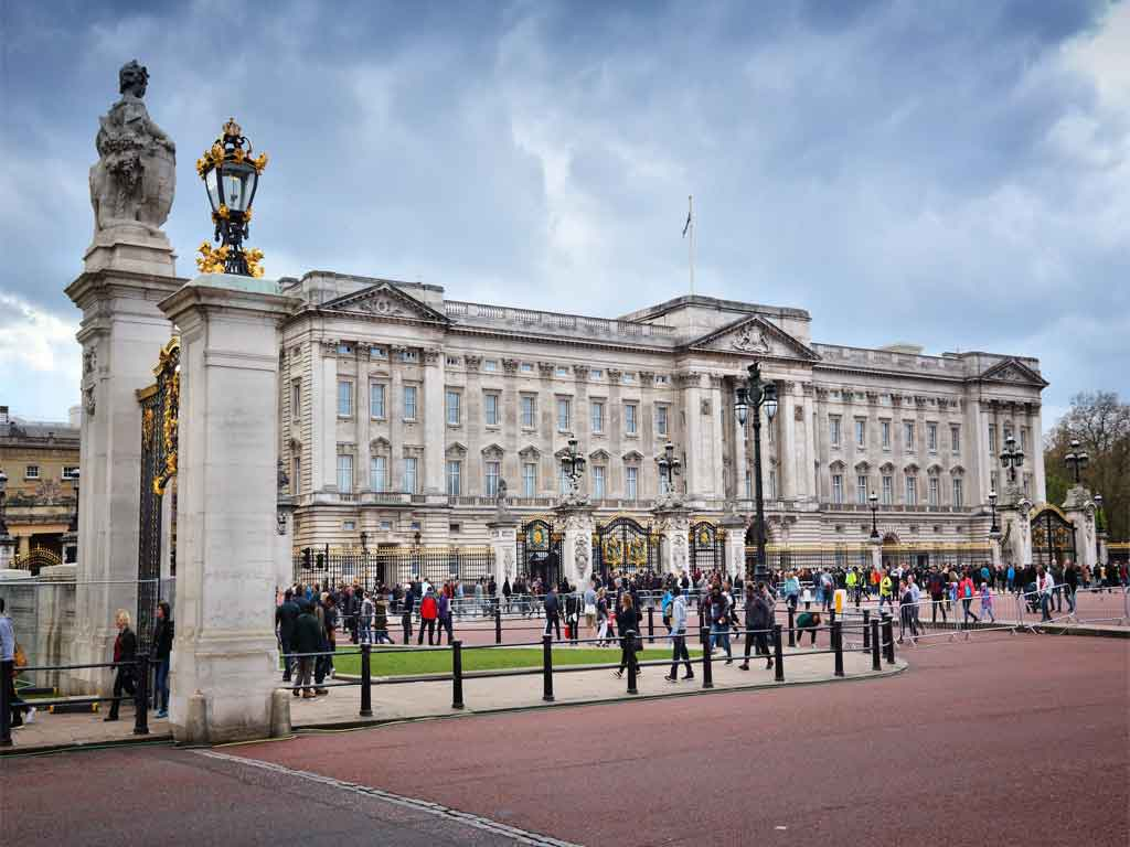 Visita a Buckingham Palace y Windsor