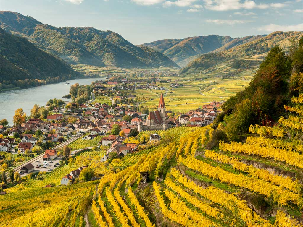 Excursion a Wachau & Valle de Danubio