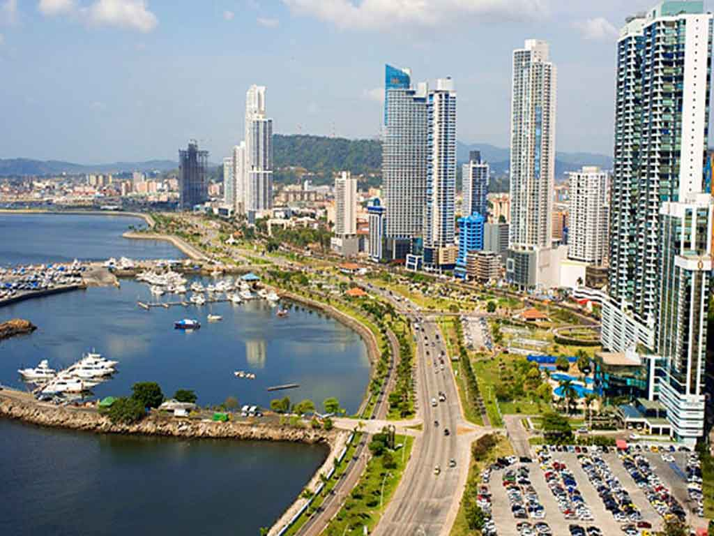 Canal de Panamá y City Tour