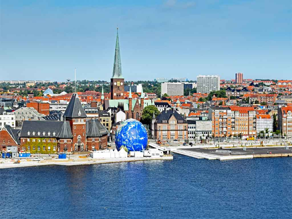 Visita Aarhus como un local: Tour privado