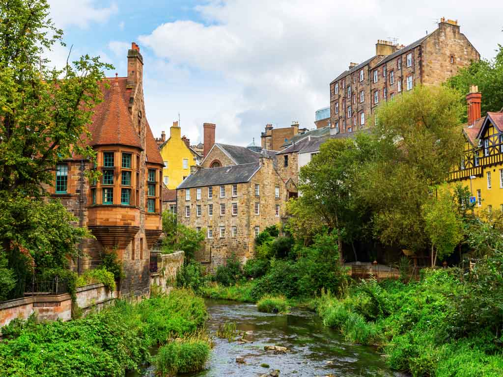 Excursion a Rosslyn y Edimburgo desde Glasgow