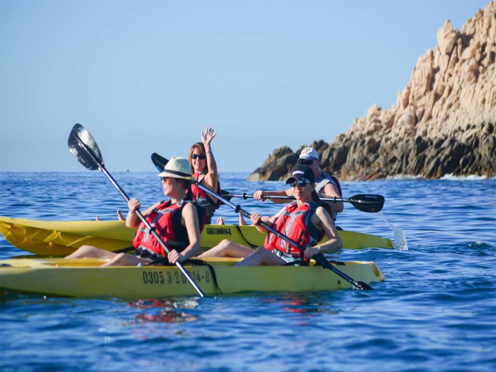 reviews Kayak Fondo Transparente y Snorkel por El Arco