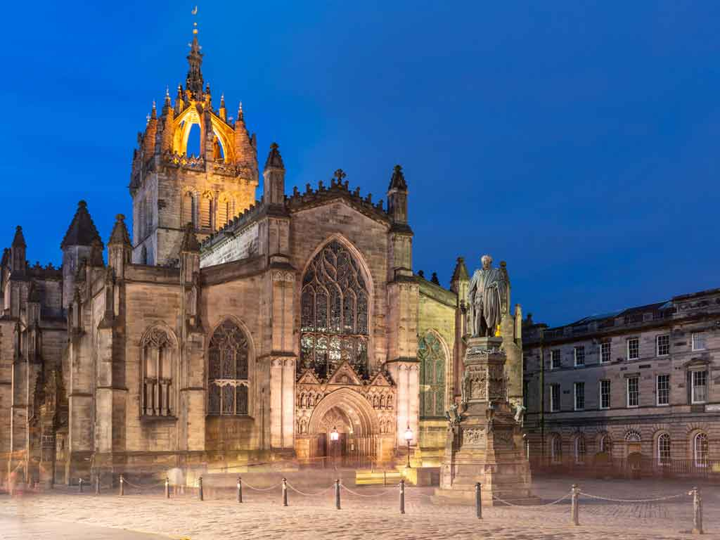 Free Tour Edimburgo Antiguo
