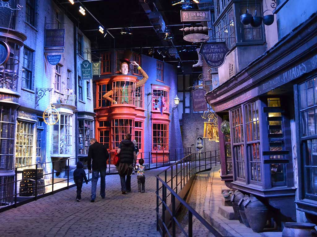Tour Harry Potter en Estudios Warner Bros. Londres