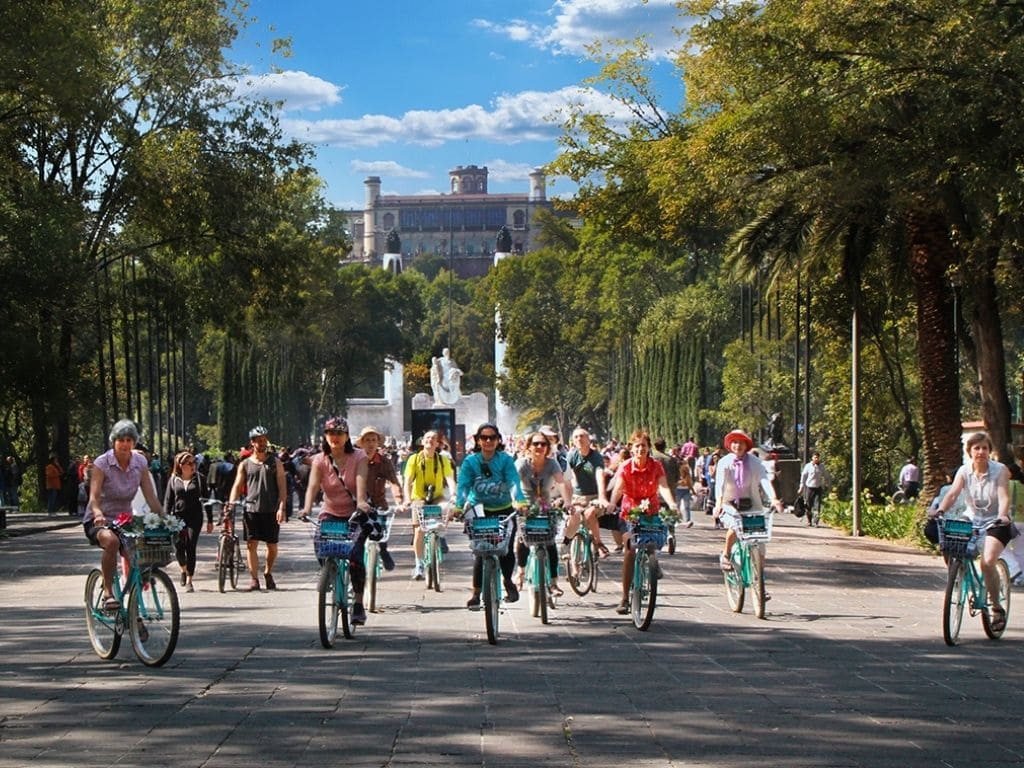 reviews Coyoacán y Frida Paseo en Bicicleta