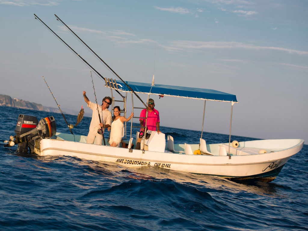 reviews Pesca deportiva en Huatulco
