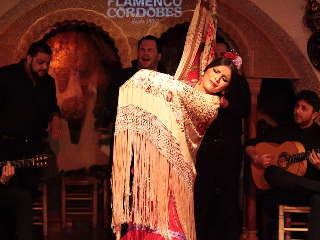 Show Flamenco en Tablao Cordobés