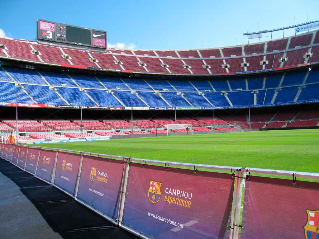 reviews Tour Camp Nou