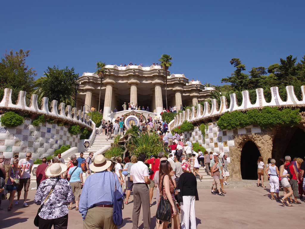 reviews Tour Parque Güell