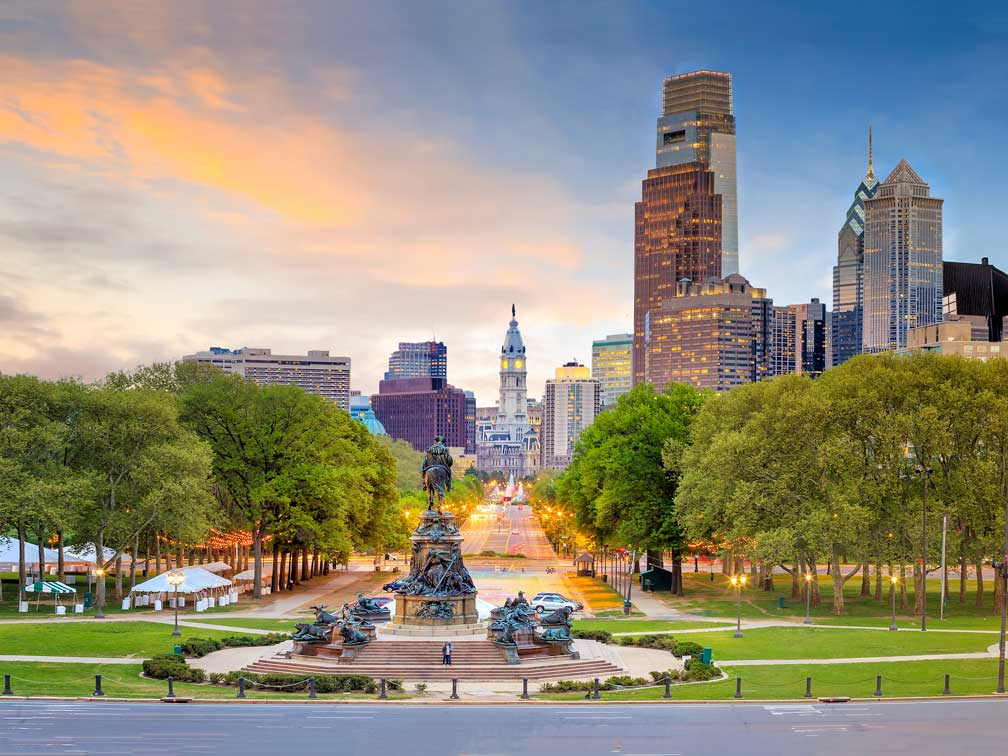 Tour Washington y Filadelfia desde Nueva York