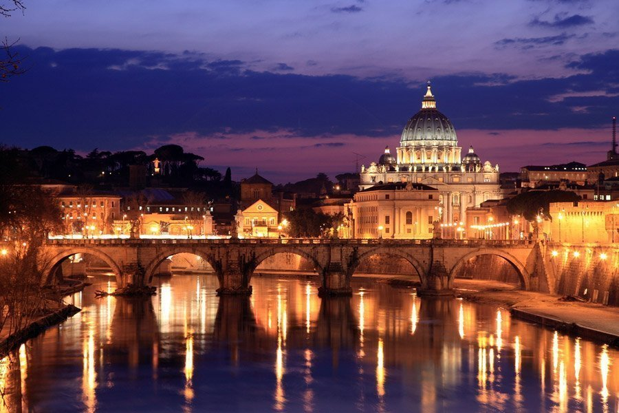 reviews Tour Vaticano de noche