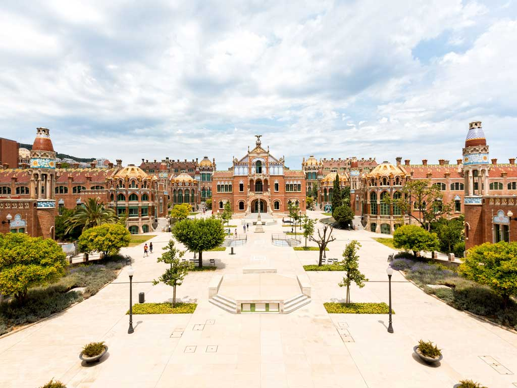 reviews Visita al Recinte Modernista de Sant Pau